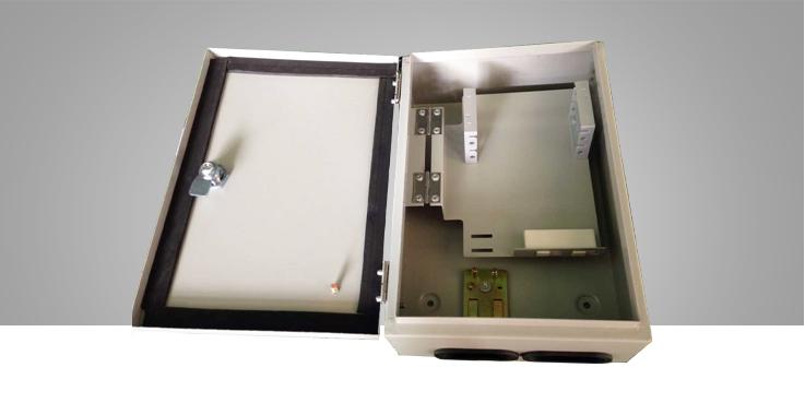 1分16插卡式室外防水分光箱(FGX055)