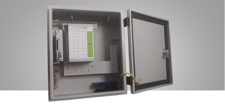 1分16插卡式室外防水分光箱(FGX046)