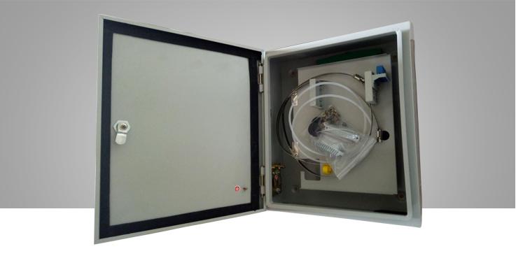 1分16插卡式室外防水分光箱(FGX070)