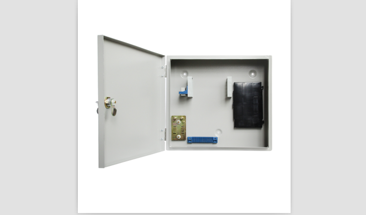 新款光纤配线箱1分16 1分8卡式光分路箱插片式分光箱 室内室外入户分纤箱、配线箱生产商,批发商,零售商