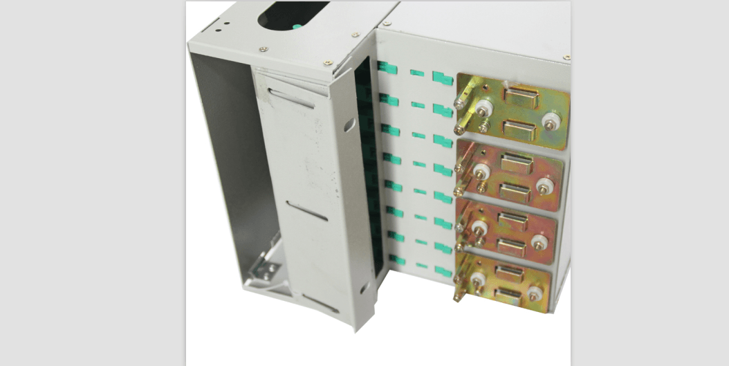 V2.0盘光纤配线单元 ODF72芯单元箱 单元体