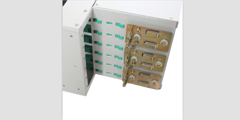 V2.0盘 96芯ODF 光纤配线架理线架 光纤单元体
