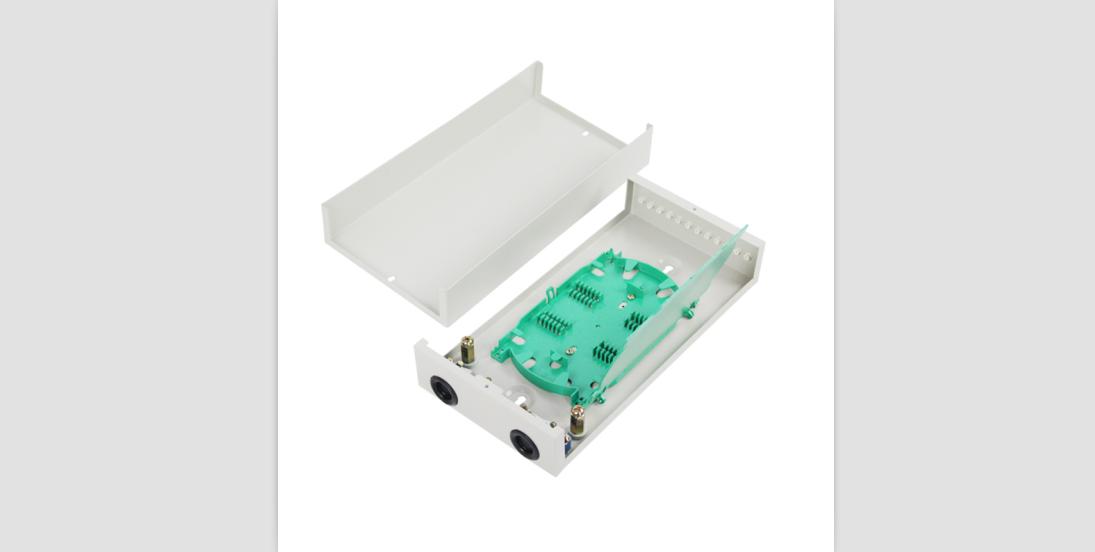 12芯直出尾纤终端盒 直出尾纤桌面终端盒 1.0电信级