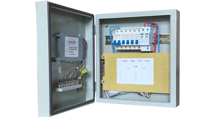 光电一体箱12芯24芯48芯铁塔微站用综合配电箱